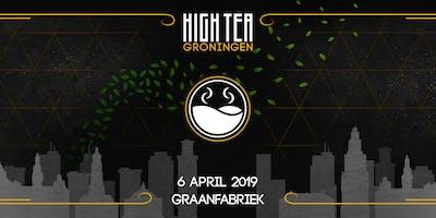 HIGH TEA Groningen  ||  More than Drum & Bass