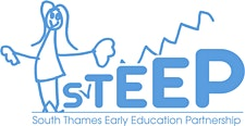 South Thames Early Education Partnership and Teaching School Alliance. (STEEP) logo