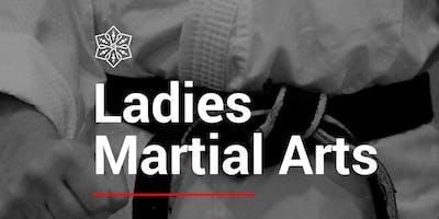 Ladies Children Martial Arts Every Mon Pm