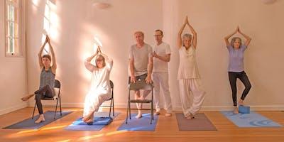 Accessible Yoga & Yoga of the Heart® - Zertifikats-Workshop mit Uma Gocchi