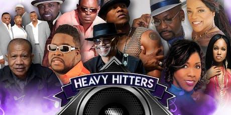Heavy-Hitters of Soul Music Festival tickets