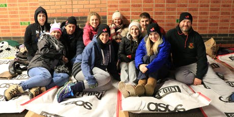 Norwich Sleep Out 2019 tickets