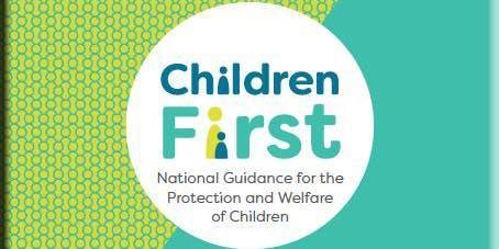 Children First Training