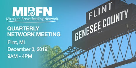 MIBFN Quarterly Network Meeting - December 3, 2019 tickets