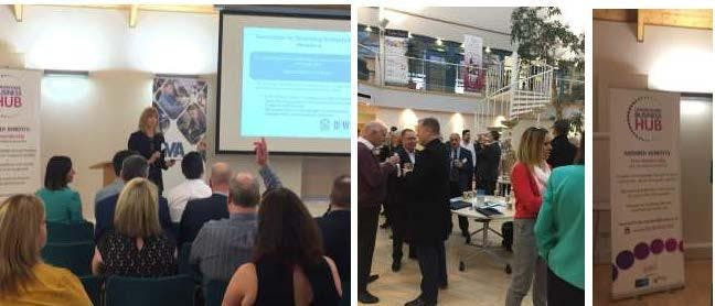 Lanarkshire Business Hub Networking Event