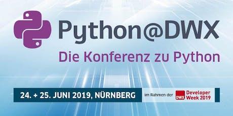 Python@DWX 2019 Tickets