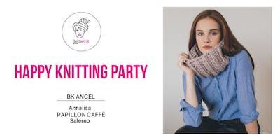Knitting Party - Brioche Collar - SALERNO