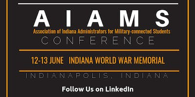 2019 Association of Indiana Administrators for Military-connected Students (AIAMS)