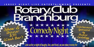 Rotary Club of Branchburg Comedy Night
