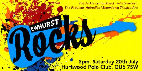 Ewhurst Rocks tickets