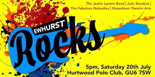 Ewhurst Rocks