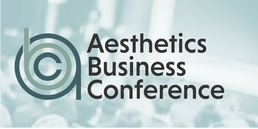 Aesthetics Business Conference 2019