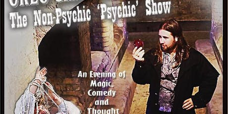 The Non-Psychic 'Psychic' Show - Shalfleet Performance  tickets