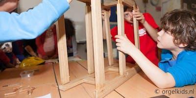 Erfgoeddag 2019 - orgelworkshop voor kinderen