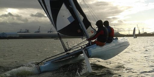 RYA Start Sailing Weekend 2019