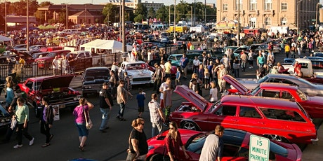Cruise Night 2020 tickets