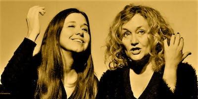 """""""QUELLE...""""  di e con Gaia Baggio Elisabetta Cucci al Teatro Blu di Milano 16 febbraio ore 21"""