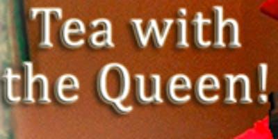 Tea with the Queen 3
