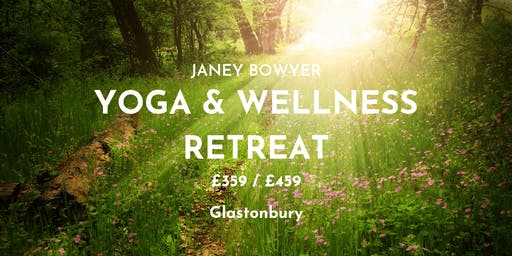 Yoga & Tree Meditation Weekend for Wellness