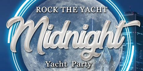 Rock the Yacht: Midnight Yacht Party Aboard the Spirit of Chicago tickets