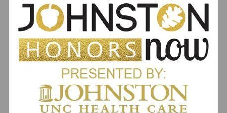 2019 Johnston Now Honors tickets
