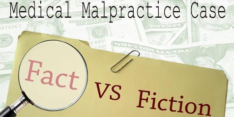 Lawsuits, Lawyers & Lessons Learned: Medicine Meets Malpractice ~ Indianapolis  tickets