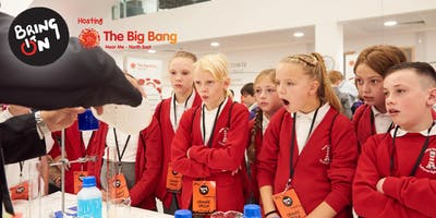 Bring it On 2019 The North East Exhibition for Future Engineers - Schools Registration