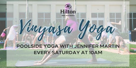 Vinyasa Yoga at Hilton West Palm Beach tickets