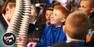 Bring it On 2019: The North East Exhibition for Future Engineers - Business Exhibition Registration