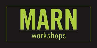 MARNworkshops - Personal Branding for Artists