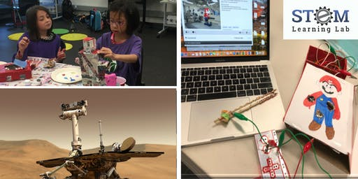 CALGARY: Mission to Mars Summer Camp (Ages 6-9)