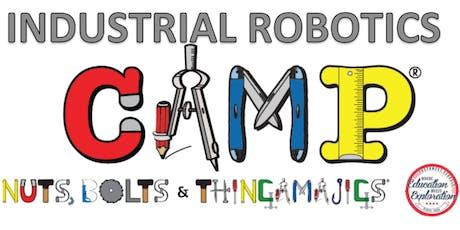 Southwest Schools Industrial Robotics Summer Camp tickets