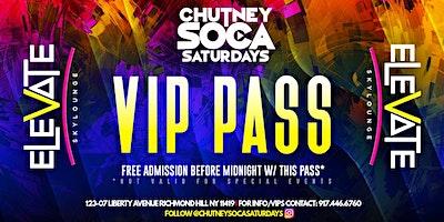 Chutney Soca Saturdays
