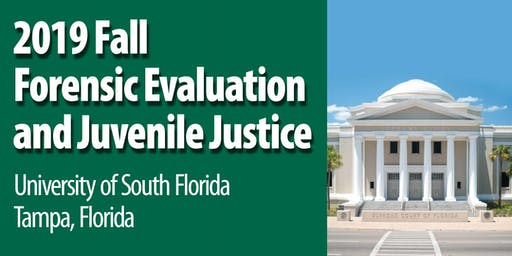 Juvenile Forensic Examiner Workshop 2019