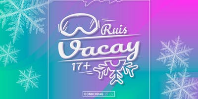 VACAY - 17+ by Crayflax *BDAY-Bash Special