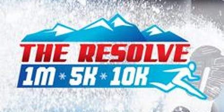 Resolve 5K/10K/1M 2020 tickets