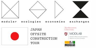 MOD X: Japan Offsite Construction Tour