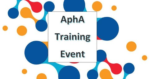 Time Series and Forecasting Methods (AphA Training)