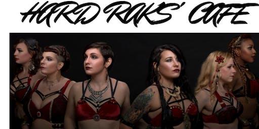 Hard Raks' Cafe Belly Dance Showcase