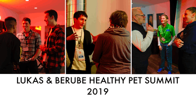 Lukas & Berube Healthy Pet Summit 2019
