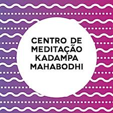 Centro de Meditação Kadampa Mahabodhi logo