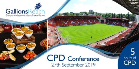 Gallions CPD Conference 2019 tickets