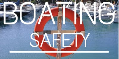USCG Auxiliary Bayside, NY presents NYS Safe Boating Course