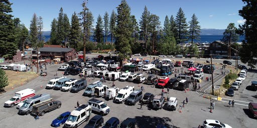 Adventure Van Expo-Big Bear Lake, Ca