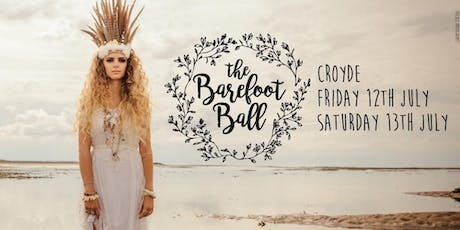 The Barefoot Ball, Croyde : Festival Fire 12 July tickets