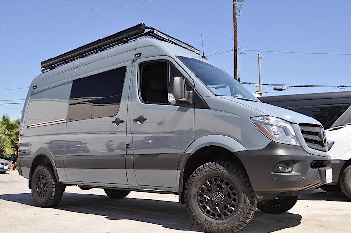 Adventure Van Expo-Missoula, MT w/ Overland Montana image