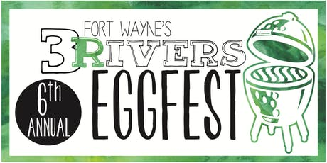 6th Annual 3-Rivers EGGFest tickets