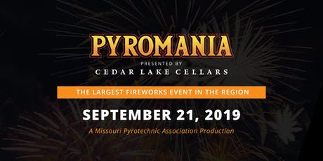 Pyromania tickets