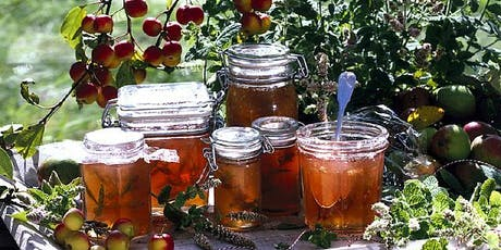 """Just Like My Nan Made"": Apple Mint Jelly Workshop tickets"