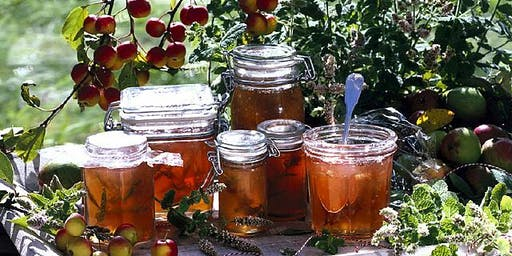"""Just Like My Nan Made"": Apple Mint Jelly Workshop"